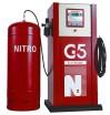 Bilde av nitrogen_G5_LV_rød med  tank
