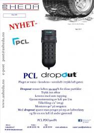 PCL dropout PDO300PA
