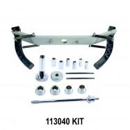 Ver 113040 motorsykke oppspenning balansering
