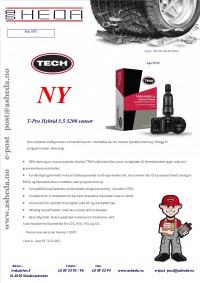 Tec TPMS Hybrid 3,5 3200 Black